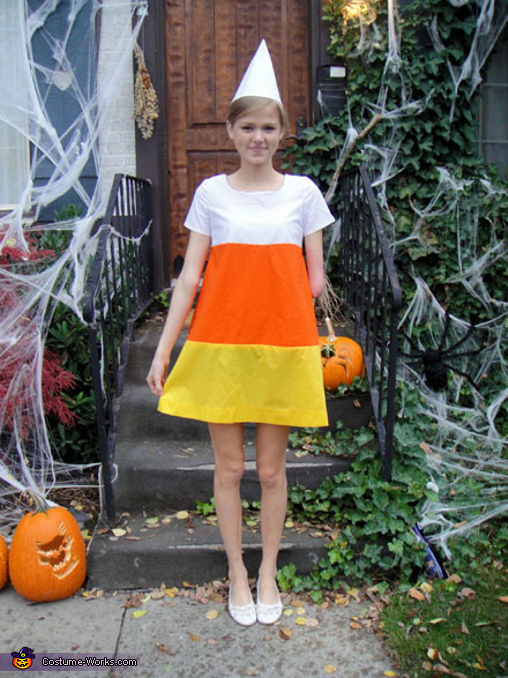 Candy Corn Costume  sc 1 st  Costume Works & Candy Corn Halloween costume