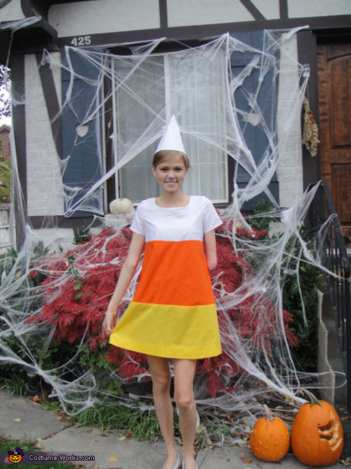 Candy Corn Costume