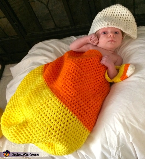 Cutest Candy Corn Costume