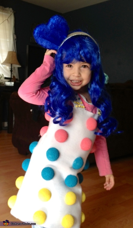 Katy Perry Candy Dots Costume