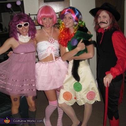 Candyland Character Costume