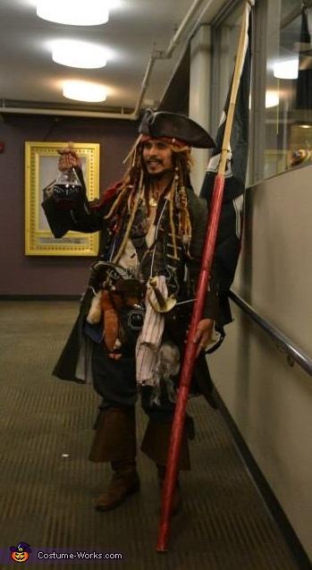 Capt. Jack Sparrow Costume