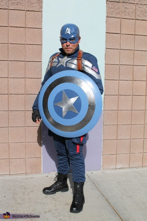 Captain America Costume