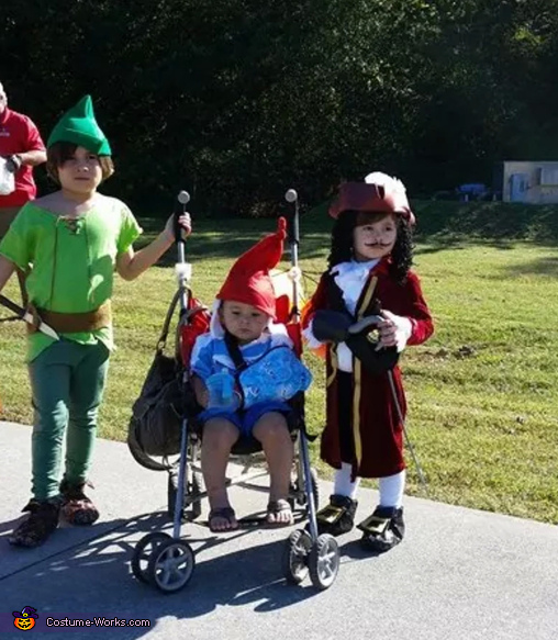 Captain Hook Homemade Costume