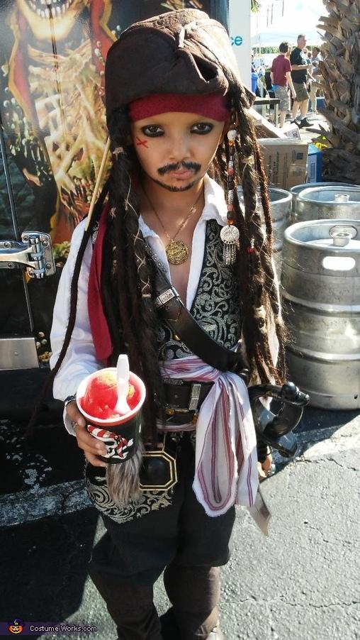 Captain Jack Costume