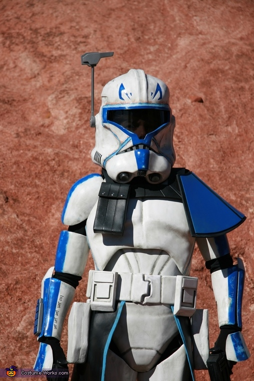 Captain Rex Costume