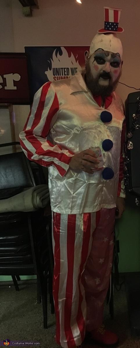 Captain Spaulding Homemade Costume  sc 1 st  Costume Works & DIY Captain Spaulding Costume - Photo 2/2