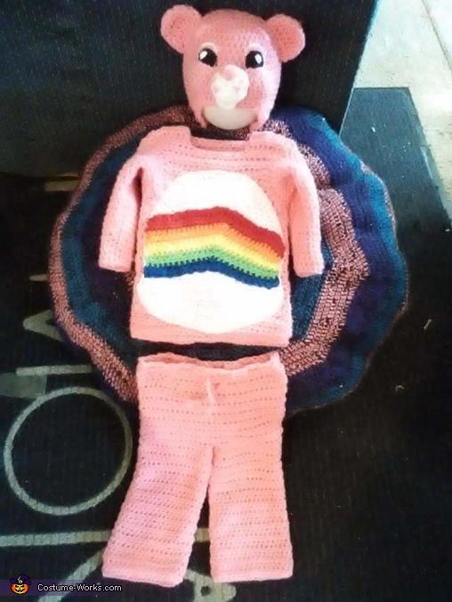Care Bear Homemade Costume