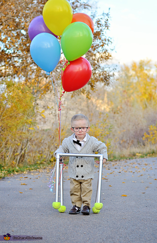 Carl Fredricksen from UP Costume