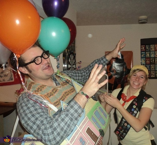 Up Movie Halloween Costumes