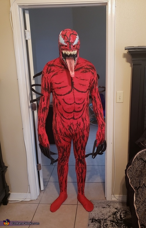 Carnage Costume