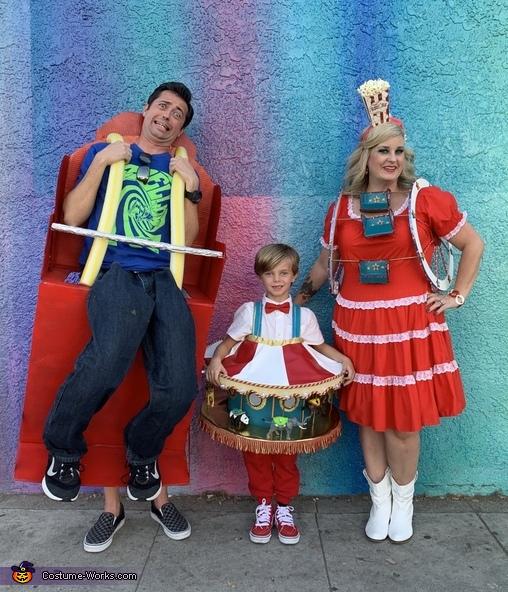 Carnival Rides Costume