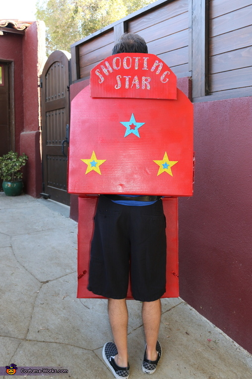Carnival Rides Homemade Costume