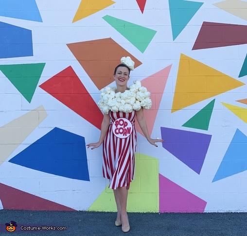 Tasty treat, Carnival Snacks Costume