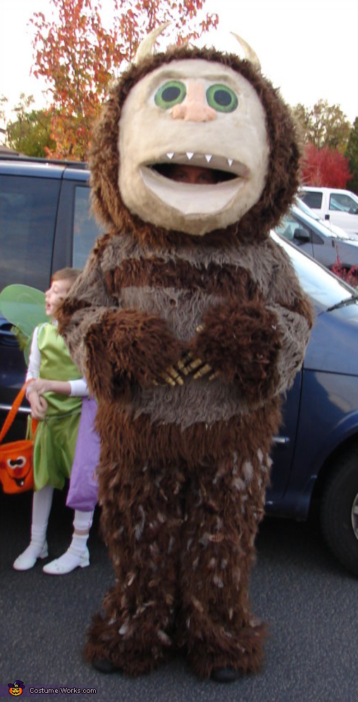 Where the Wild Things Are Carol Costume