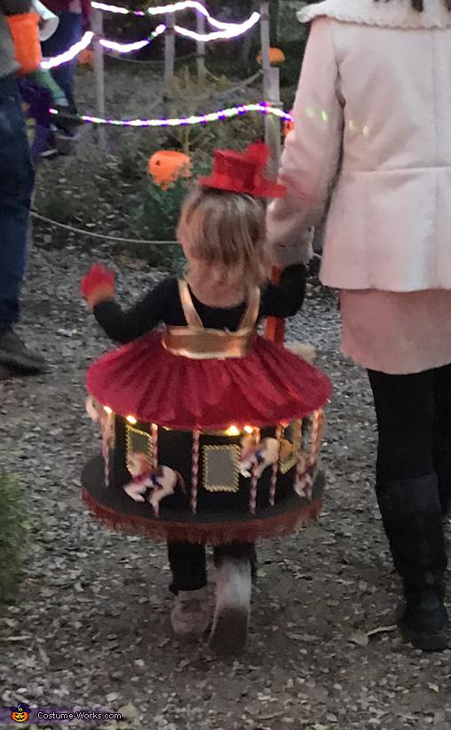 Carousel Homemade Costume