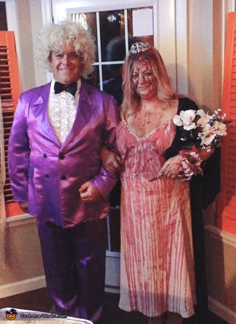 Carrie & Tommy Costume