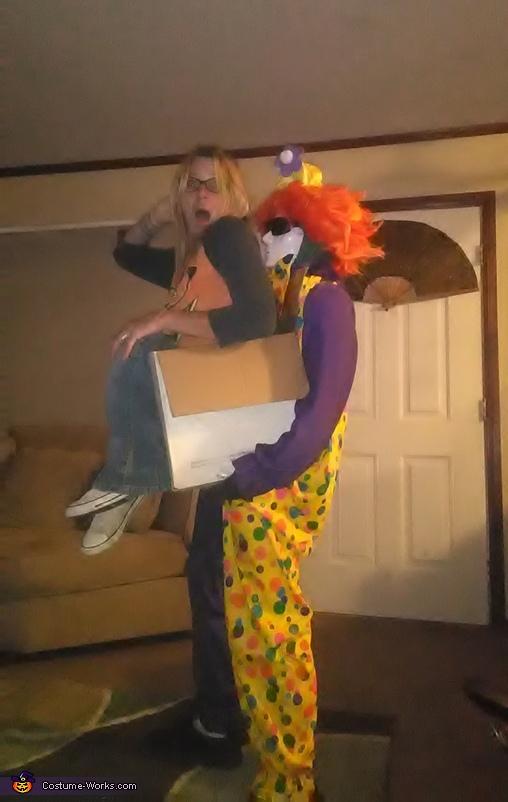 Carried Away Costume