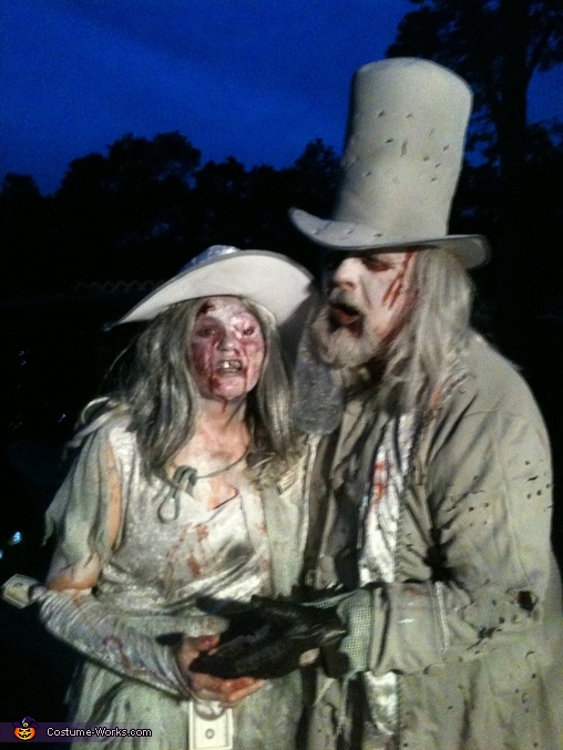 Casino Zombies Costume