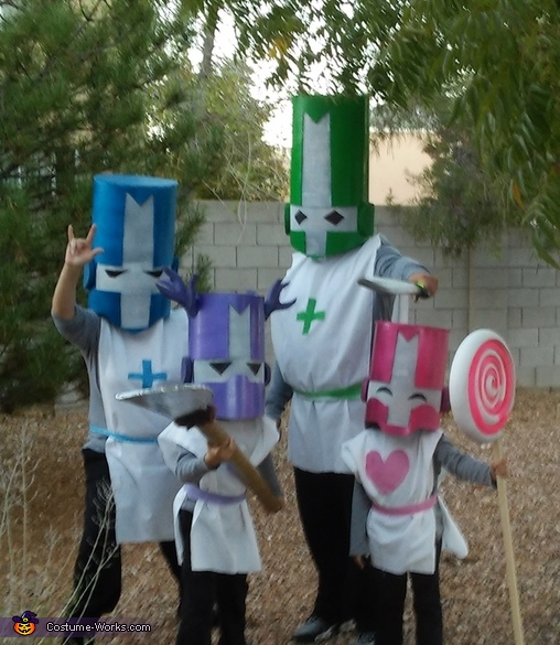 Castle Crashers Costume