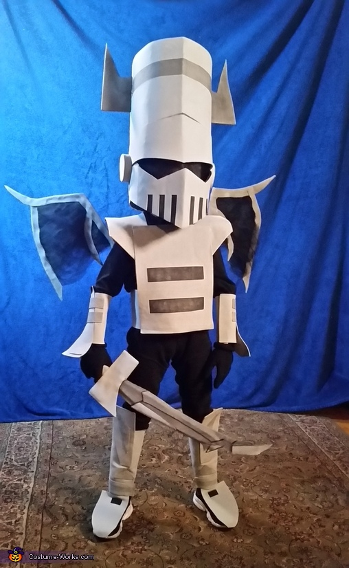 Castle Crashers Necromancer Homemade Costume