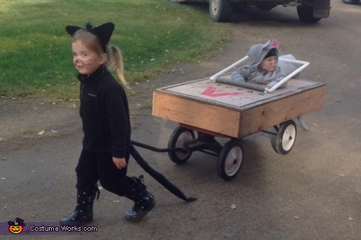Cat and Mouse Costume