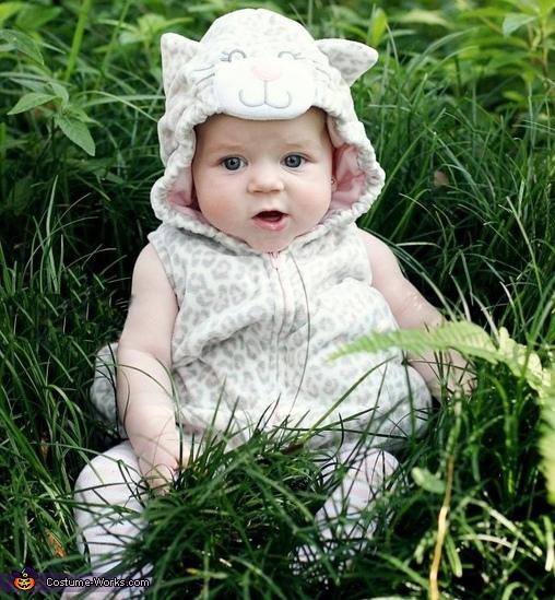 Cat Baby Costume