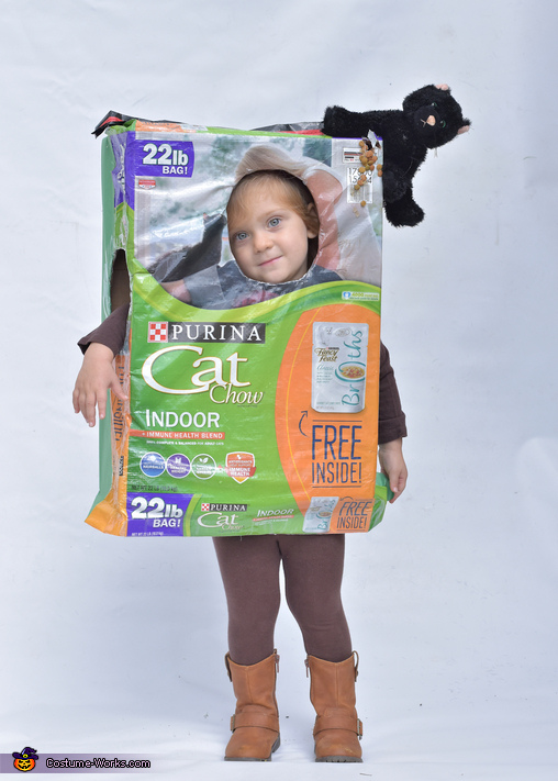 Cat Food Costume