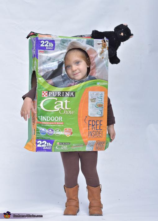 Cat Food Costume