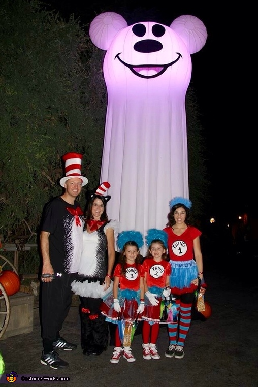 Family!, Cat in the Hat Family Costumes