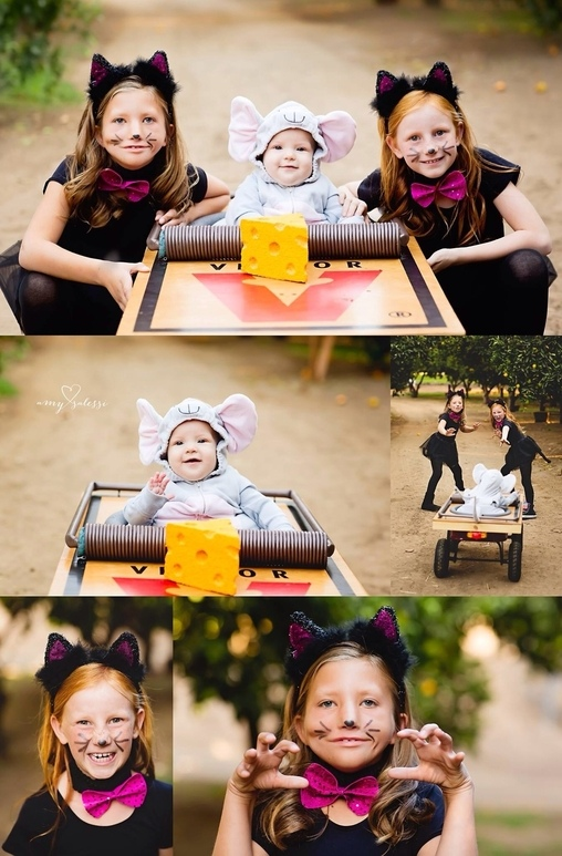 Games of Cat & Mouse, Cat & Mouse Costume