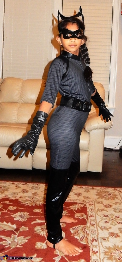 Cat Woman Costume