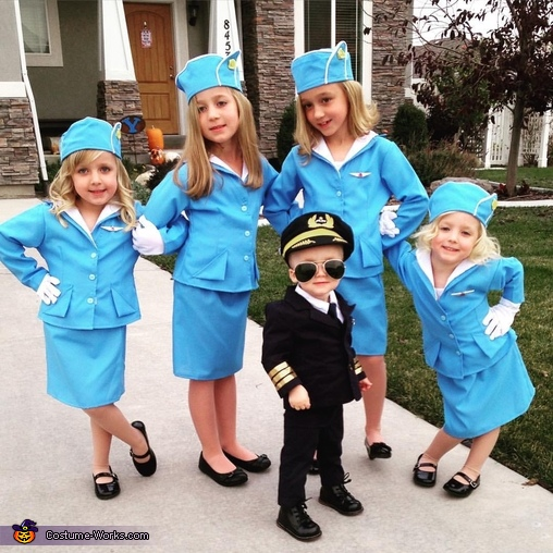 Catch Me If You Can Costume