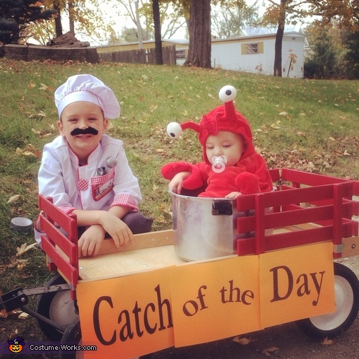 Catch of the Day Costume