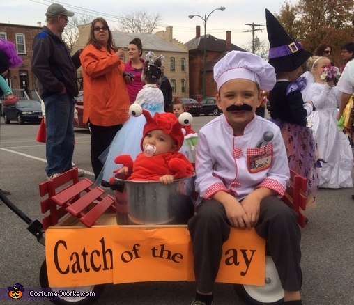 Catch of the Day, Catch of the Day Costume