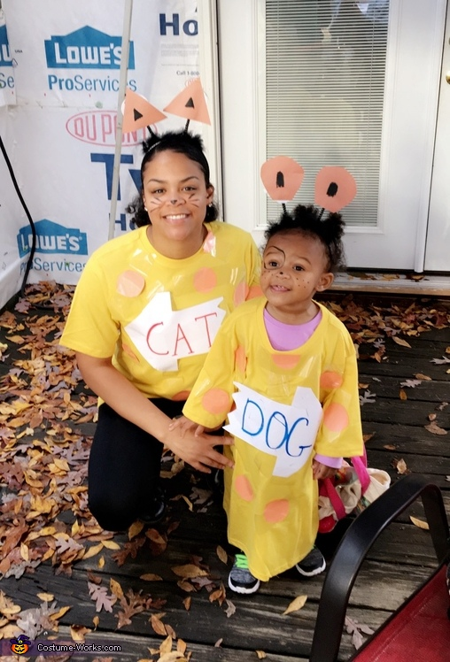 Catdog Costume