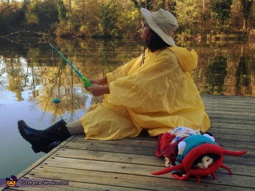 Gone fishin!, CATfish Costume