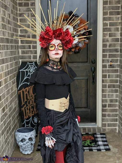Catrina - Dios De Los Muertos Costume