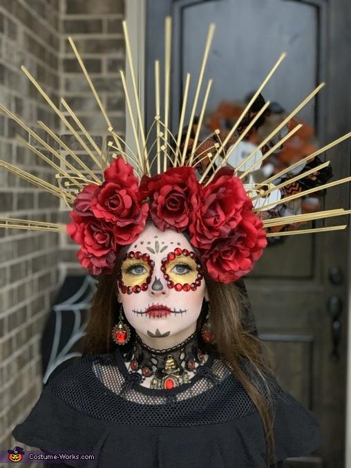 Catrina, Catrina - Dios De Los Muertos Costume