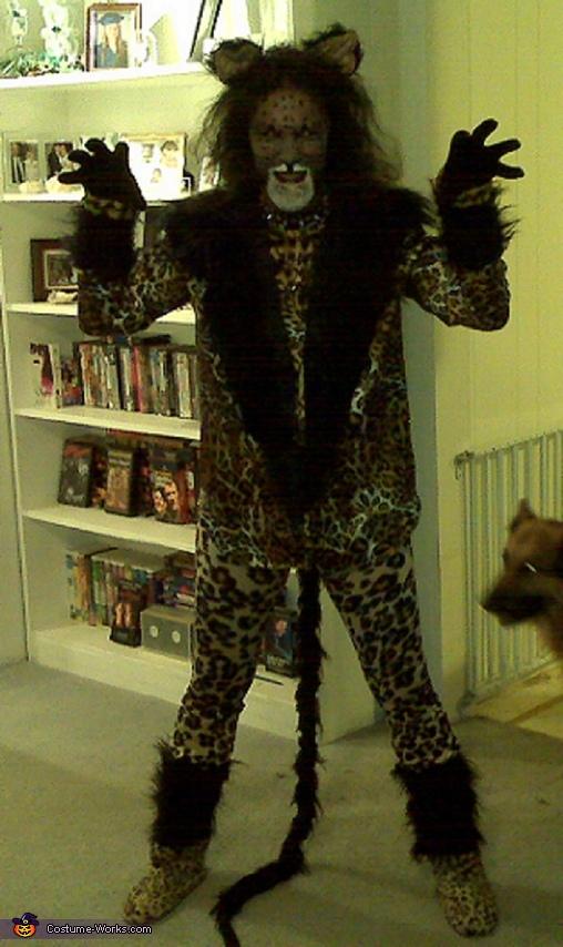 Cats Rum Tum Tugger Costume