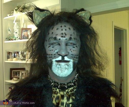 Cats - Rum Tum Tugger Costume