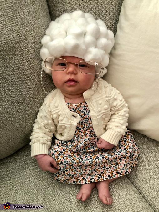 Not Impressed, Caught Grandma Snoozin' Costume