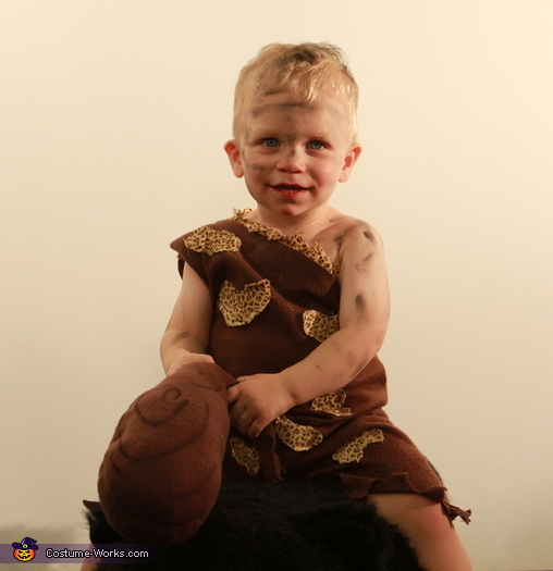 Cave Baby Costume