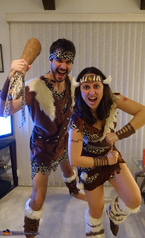 Cavemen Costume