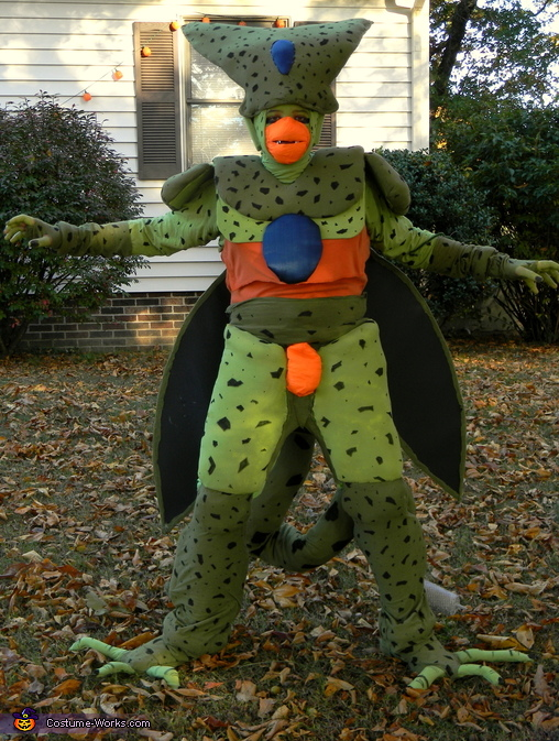 Cell - Dragon Ball Z Character Costume