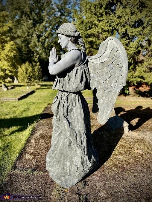 Cemetery Statues Costume