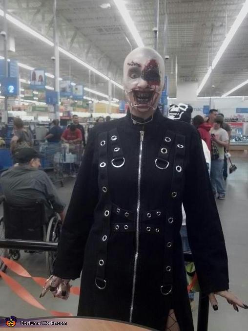 Cenobite Costume