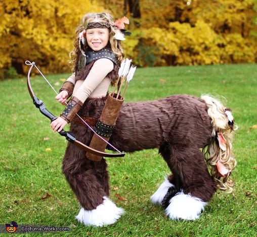 Centaur Warrior Princess Costume