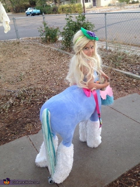 'I want a nice horse butt.'- Giselle, Centaurette from Fantasia Costume