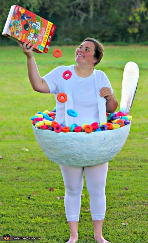 Cereal Killers Family Halloween Costume Unique Diy Costumes Photo 2 4